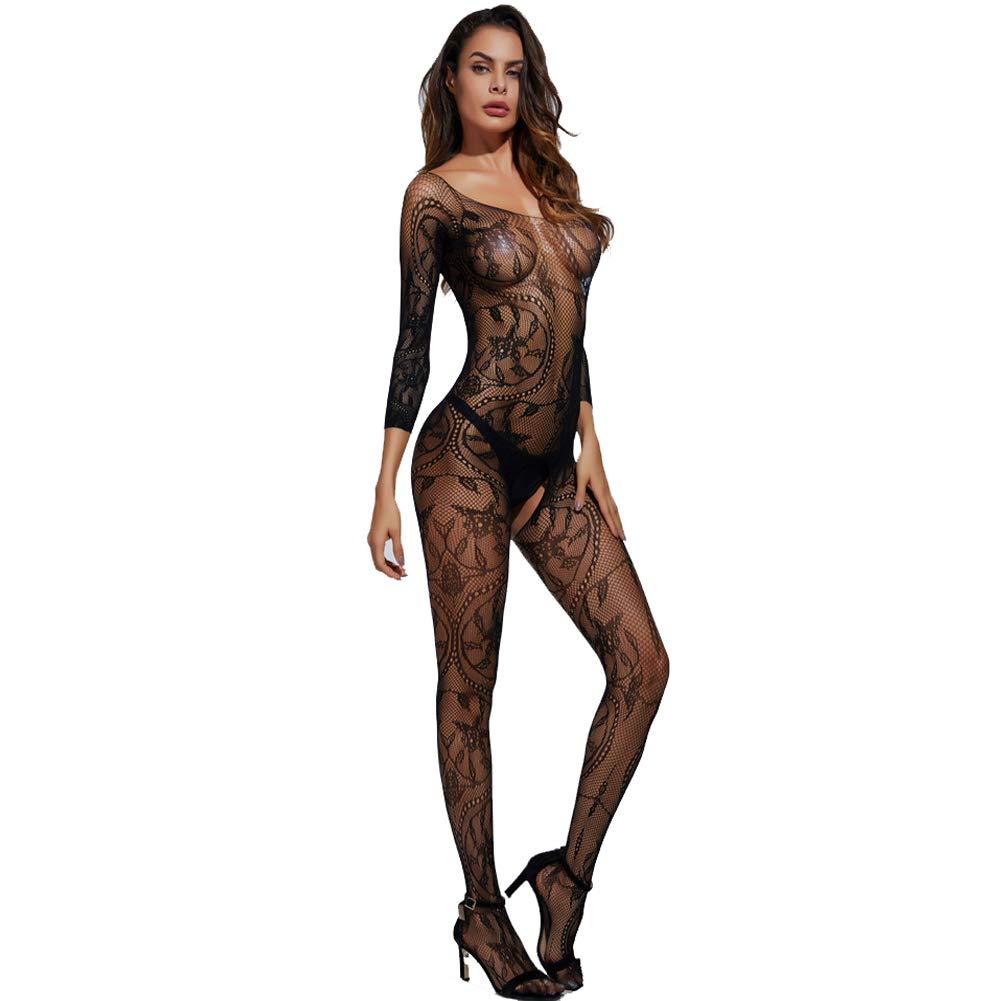 3e25c50c287 Livia Corsetti sexy lingerie Small Large Black Abra Bodystocking nightwear  lingerie sets sexy sexy underwear