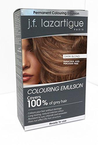 (J.f.lazartigue Colouring Emulsion Dark Blonde )