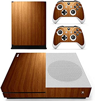 Morbuy Xbox One S Skin Vinly Pegatinas Protective Consola Sticker ...