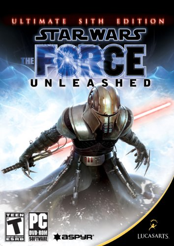 Star Wars Force Unleashed 2 Darth Vader Costume (Star Wars The Force Unleashed: Ultimate Sith Edition - PC)