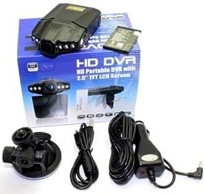 Blueskysea FedEx Shipping 2013 New Firmware Dvr207gs Hd720p Ir Car Vehicle Dash Camera Cam DVR G-sensor (M1113)