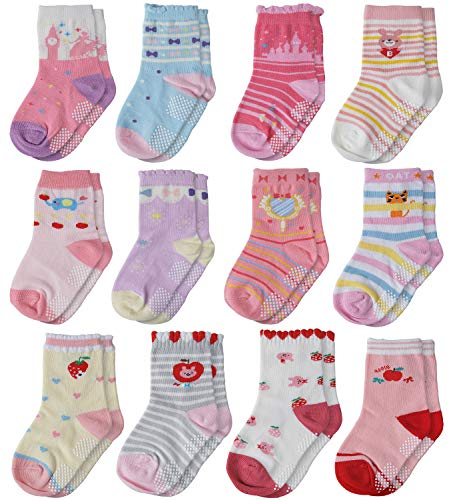 LAISOR 12 Pairs Assorted