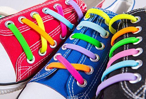 Running De Enfants Kuyia Sport Dentelle Élastique Plat Facile Pour Chaussures Color Size Nettoyer Lacets Silicone Mode Adultes Sans Et Mix Adult Cravate Imperméable Athletic En À Ywr1HUaqY