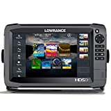 Amazon Price History for:Lowrance 000-11793-001 HDS-9 GEN3 Insight Fishfinder/Chartplotter with CHIRP/StructureScan and 83/200+ StructureScan Transducer