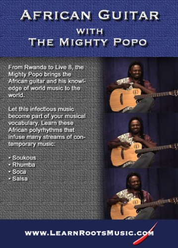 African Guitar with The Mighty Popo -