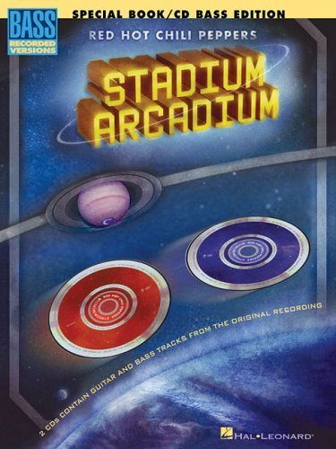 Bass Maple Deluxe (Red Hot Chili Peppers - Stadium Arcadium: Deluxe Bass Edition: Book/2-CD Pack (Book & CD) by Red Hot Chili Peppers (2006-11-01))