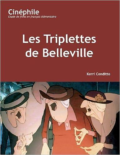 BELLEVILLE TRIPLETTES TÉLÉCHARGER GRATUITEMENT LE DE LES FILM