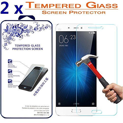 Tempered Glass Screen Protector for Xiaomi Mi Note (Clear) - 8