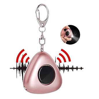 Alarma Personal, Yarrashop 130dB Alarma de Pánico, Defensa ...