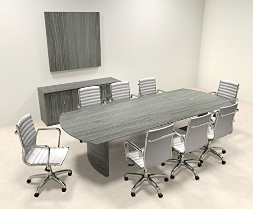 Modern Contemporary 10' Feet Conference Table, #MT-MED-C4