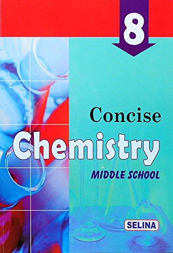 concise chemistry middle school for class 8 amazon in office products
