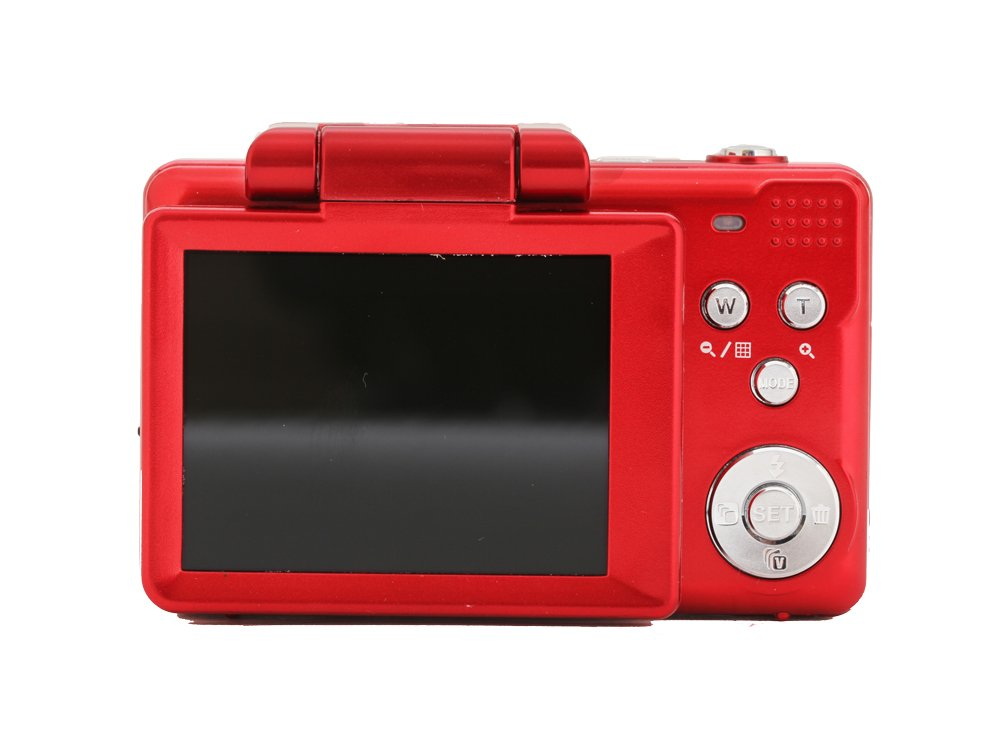 Amazon.com : Vivitar 16MP Camera with 2.4-Inch TFT Panel (VS124-RED-FR) : Compact System Digital Cameras : Camera & Photo