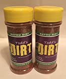 The Bayou DIRT 3.3 oz Small Bottle (2 Pack Special)