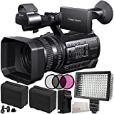 Sony HXR-NX100 HD NXCAM Camcorder 10PC Bundle. Includes - Best Reviews Guide