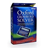 Seiko Digital Electronic Oxford English Crossword Solver and Spell Checker, NEW ER3700 - Blue