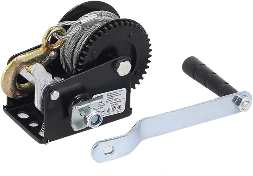 Heavy Yacht Trailer Winch Manual Traction Device Qook Manual Winch ...