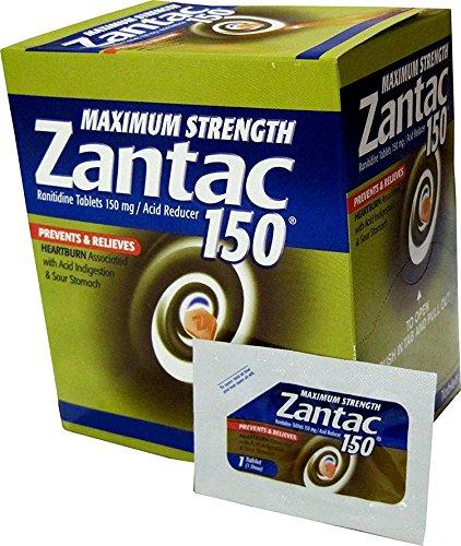 Zantac Maximum Strength Ranitidine Reducer