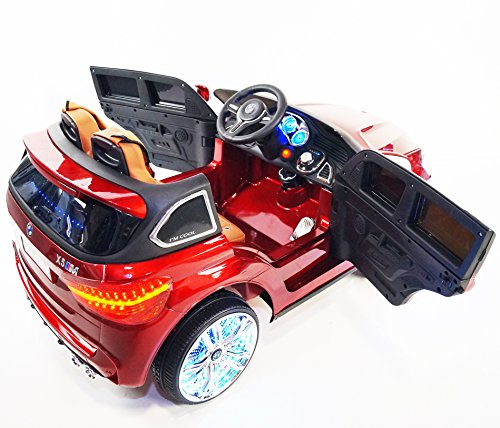 Best Ride On Cars Bentley Ra 12v: BATTERY OPERATED 12V RIDE ON TOY CAR FOR KIDS BMW STYLE
