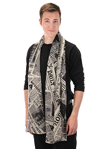 10 best newsprint scarf