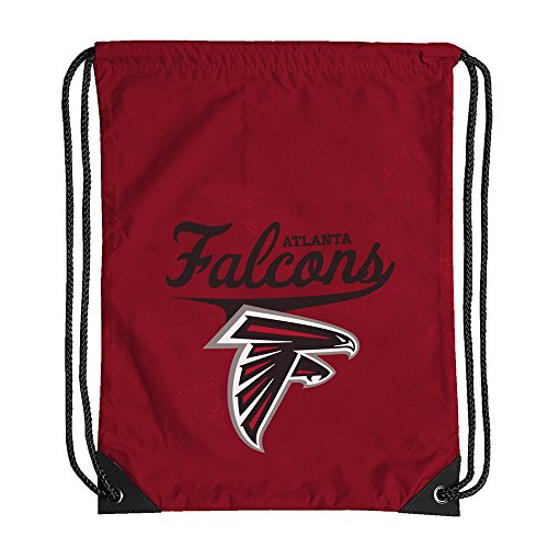Officially Licensed NFL Atlanta Falcons Team Spirit Backsack Atlanta Falcons Team Apparel