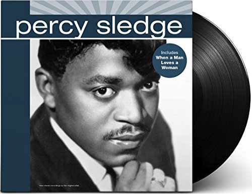 Percy Sledge (Vinyl LP Record) by Starting Five Media