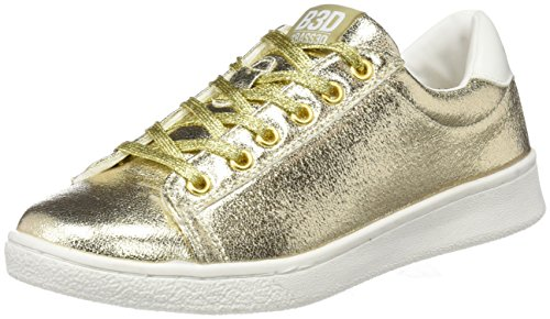 bass3d WoMen 041291 Trainers Gold (Oro Oro)