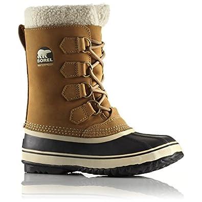 Sorel Bottes neige 1964 Pac 2 Apres Ski Femme Sorel soldes Nero Giardini Sneaker Femme en Cuir Grise a616053d-105–Noir jardins - Gris - gris zVvzZRAtNd