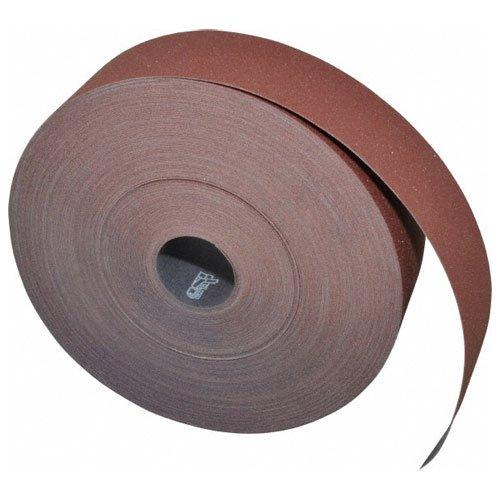 3M Utility Cloth Roll - Aluminum Oxide, P280 Grit, 1-1/2 W x 50 Yd - Lot of 5