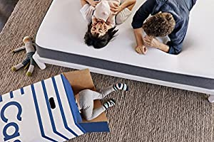 Casper Sleep Mattress – Supportive, Breathable and Unique Memory Foam – Scientifically Engineered for Your Best Sleep - Bed in a Box - Queen