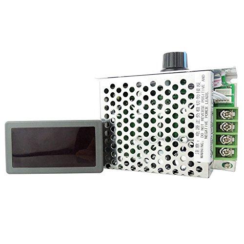 b5be78094955e Unique Goods-12V 24V 36V 48V 60V 80V DC 30A PWM Variable Speed Regulator DC