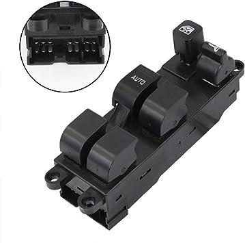 25401-9E000 Front Power Master Window Switch For Nissan Altima  Sentra Subaru