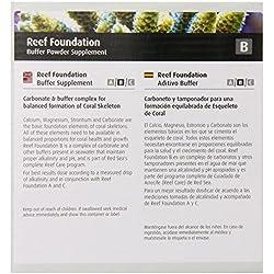 Red Sea Fish Pharm ARE22027 Reef Foundation Buffer Supplement-B for Aquarium, 1kg