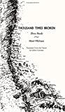 Thousand Times Broken, Henri Michaux, 0872866483