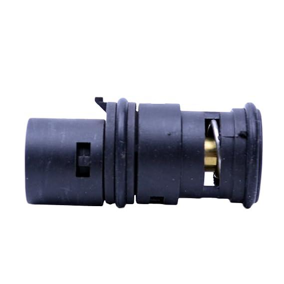 flypig 17111437362 Temperatura de aceite Radiador termostato Depósito de expansión para bmw e46 323 325 328 330 X3 X5 E53 E83 E85 Z4: Amazon.es: Coche y ...