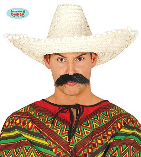 Guirca 13649 - Sombrero Mexicano Paja 50 Cms. Paja  Amazon.es  Juguetes y  juegos b5c0979f6a5