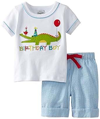 Amazon.com: Mud Pie Boys Clothing - Boys 1st Birthday