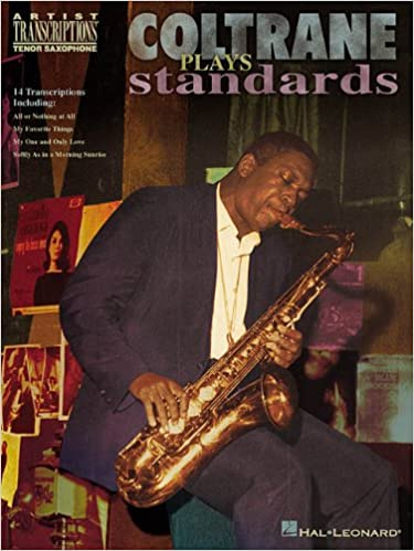 Amazon com: Coltrane Plays Standards: Soprano and Tenor Saxophone