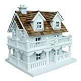 Home Bazaar Cape Cod Birdhouse with Bracket