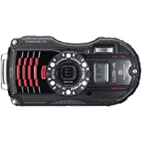 WG-4 GPS - Digital camera - black (International Model)