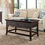 Leick Home Tray Edge Coffee Table Review