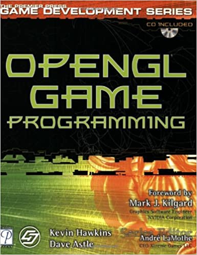 OpenGL Game Programming w/CD (Prima Tech's Game Development): Kevin