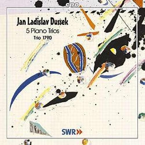 Dussek: 5 Piano Trios 5 Piano Trios
