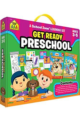 Get Ready Preschool Learning Set
