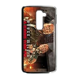 LG G2 Phone Cases Black Die Hard BOK503409