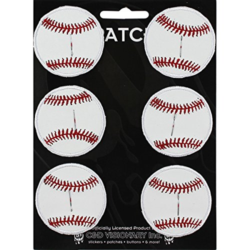 C&D Visionary Patch Baseball (6 Pack), 2