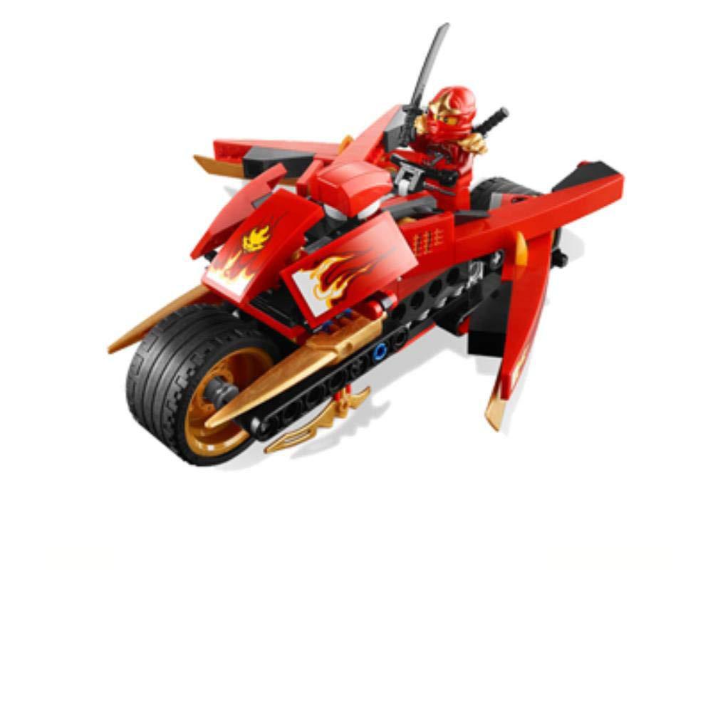 Amazon.com: VSG-UF 187Pcs Ninja Kais Blade Cycle Zx Rattla ...
