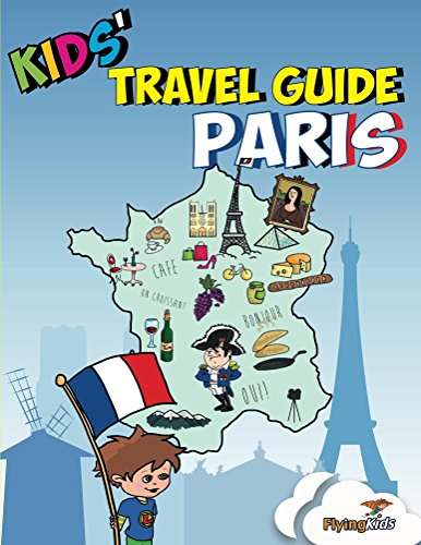 Kids Travel Guide discover Paris especially ebook product image