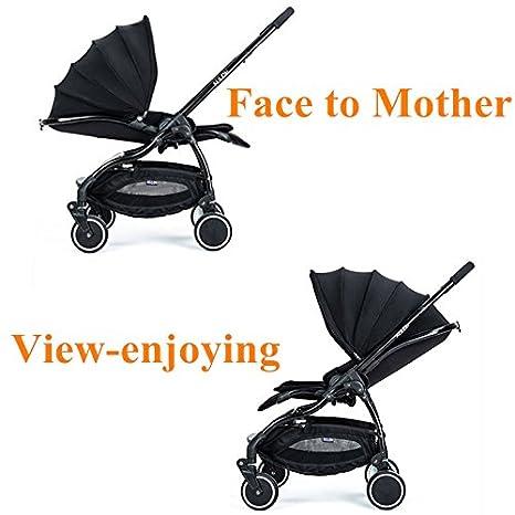 Amazon.com : AULON Baby Stroller, Light, Four-wheel Suspension, Fast ...