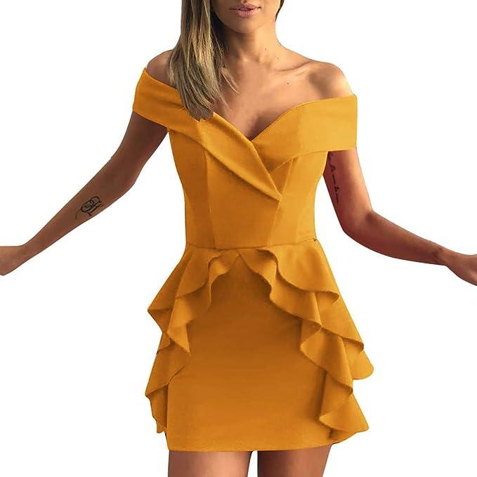 ad8abb24e42 Vectry Vestidos para Niña Vestidos para Boda De Día Vestidos De Fiesta  Cortos Elegantes para Bodas Vestidos Largos De Verano Casual Vestidos Mujer  Verano ...