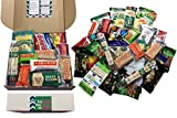 Healthy Snacks Variety Pack, Individually Wrapped, Care Package for College Students, Paleo Approved, Whole Foods Appropriate for 30 Day Anti-inflammatory Protocols (30 Count) Box